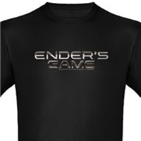 Ender's Game Chrome Logo