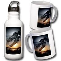 Dinosaur 13 Drinkware