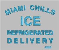 Miami Chills Ice Truck