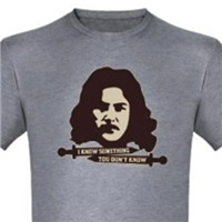 Inigo Montoya Knows Something