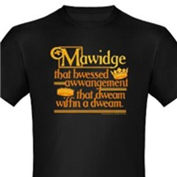 Princess Bride Mawidge Speech