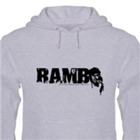 Rambo Hoodies and Sweatshirts