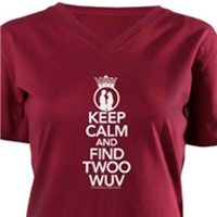 Keep Calm and Find Twoo Wuv