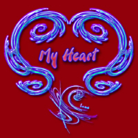 My Heart Red