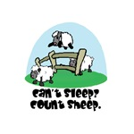 Can't Sleep? Count Sheep
