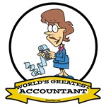 WORLDS GREATEST ACCOUNTANT WOMAN