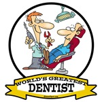 WORLDS GREATEST DENTIST CARTOON