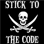 Pirate - Stick to the Code