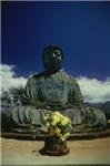 Budha Blue Sky