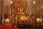 Golden Budha Shrine #2