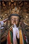 Gold & Jeweled Buddha