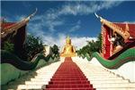 Red Carpet Gold Buddha