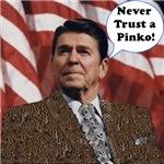 Never Trust a Pinko!