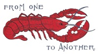 From one lobster to another