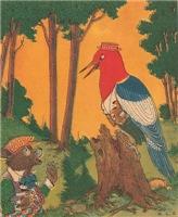 Reddy Woodpecker