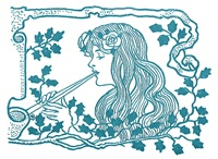 Art Nouveau Piper