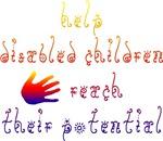 Help disabled children reach their potential