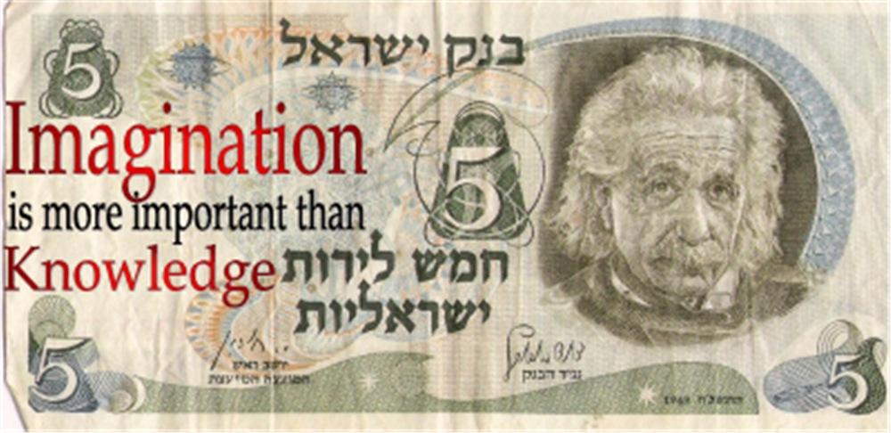 Einstein money CENSORED