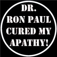 Ron Paul cure-2 Men's Clothing