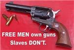 Free Men Own Guns Men's Clothing