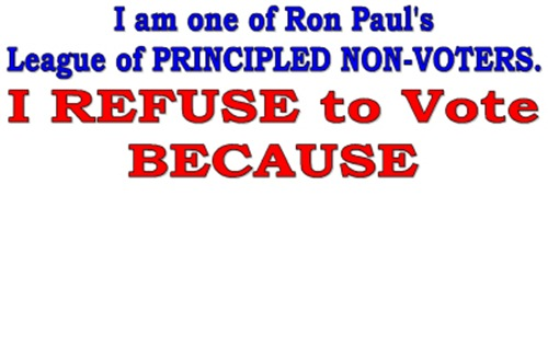NO VOTE #1
