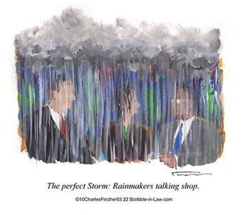Rainmakers' Storm