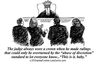 Crown for Discretionary Ruling