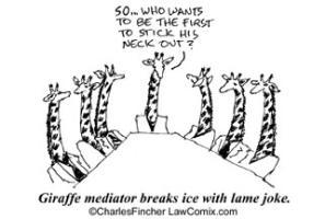 Giraffe Mediation