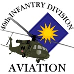40th Infantry Division - Aviation