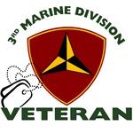 3rd Marine Division Veteran