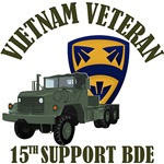 15th Spt Bde Five-Ton Truck