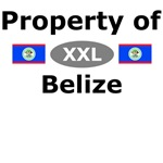 Property of Belize
