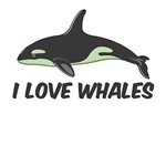 I Love Whales