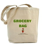 GROCERY BAGS & TOTE BAG SERIES- (click to see all