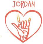 JORDAN (hand sign)