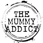 The Mummy Addict Stamp