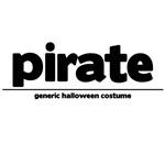 Generic pirate Costume
