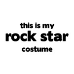this is my rock star costume