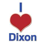 I Heart Dixon