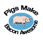 Pigs Make Bacon Awesome