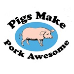 Pigs Make Pork Awesome