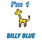 I'm 1 Giraffe