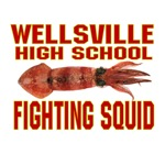 Wellsville High School Fighting Squid