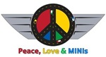 Peace, Love and MINIs
