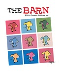 The Barn:The Year of the Friendsheep