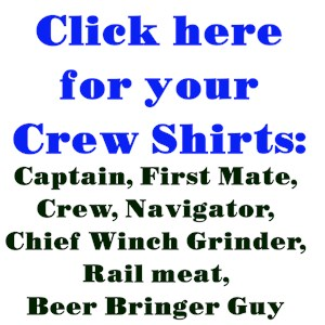 Captain and Crew Shirts