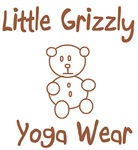 Little Grizzly Yoga Wear