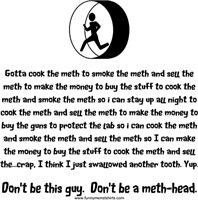 Don't Be a Meth-head