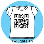 New! QR Codes for Twilight Fans!