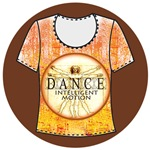 New! All Over T-Shirt Designs for Dance